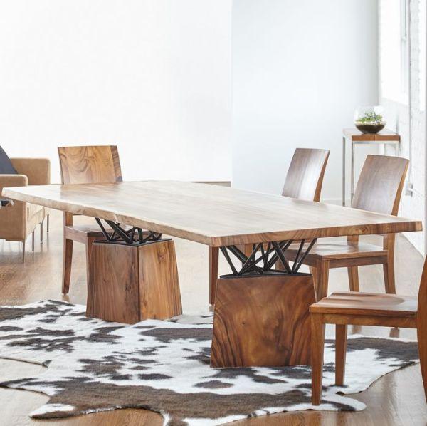 Woodbrook Design   Gate Dining Table