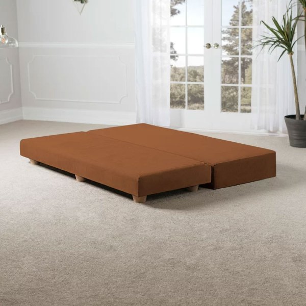 Choy Convertible Daybed with Mattress | Butternut