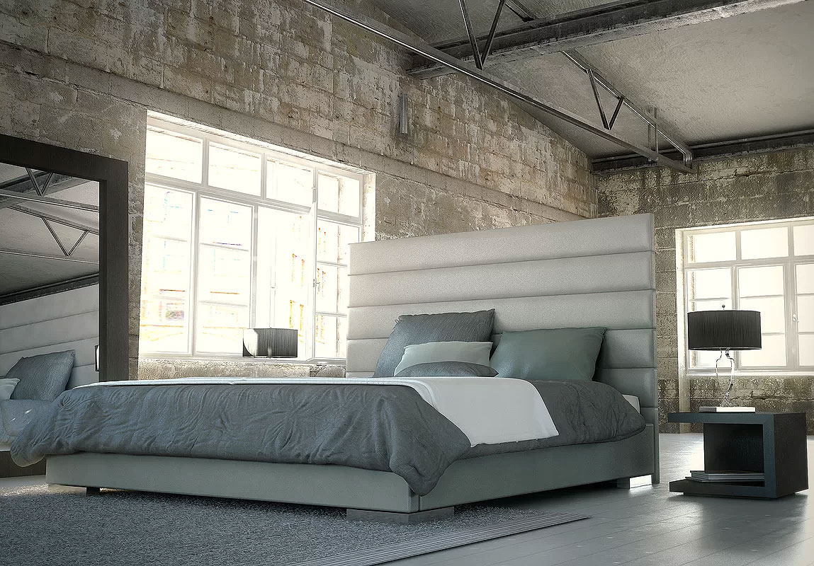 Modloft Platform Bed