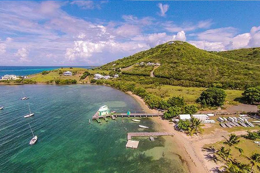Virgin Islands Castle: Hill & Surrounding Property