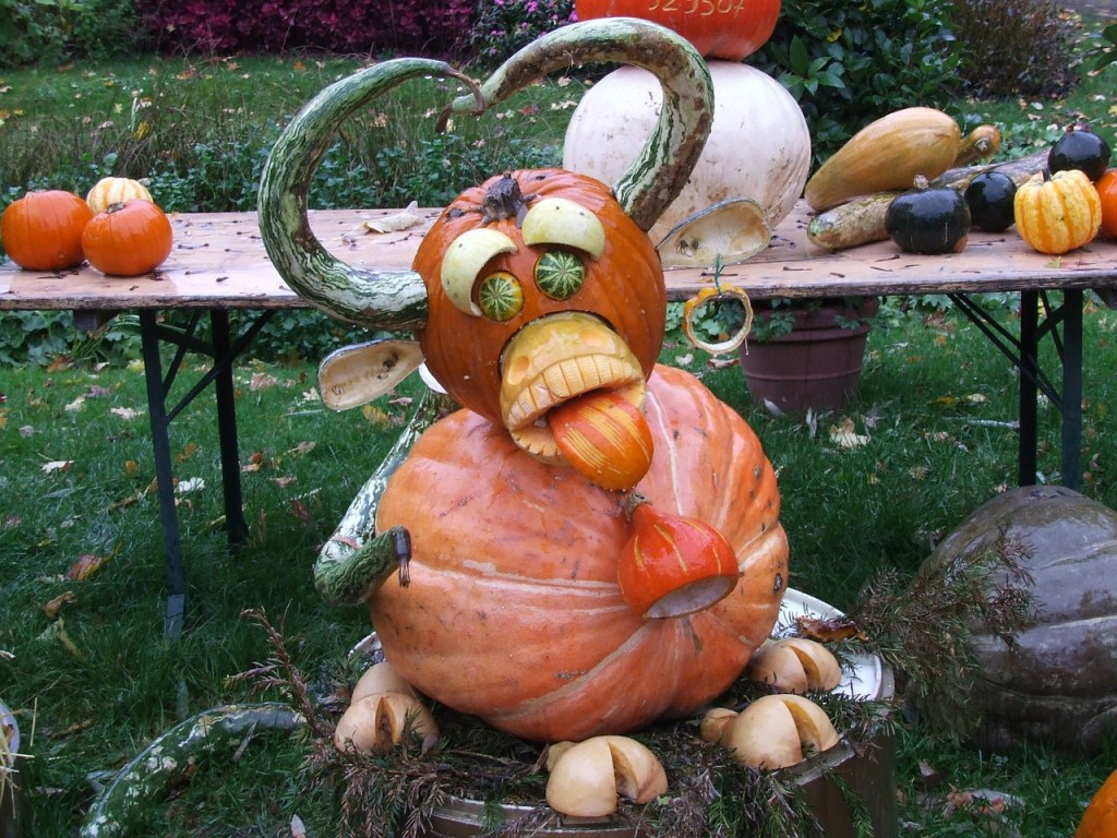 Halloween Pumpkin Carving Ideas | Funky Monkey