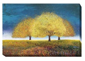 Dreaming Trio   Melissa Graves Brown   Gallery-Wrapped Canvas Art