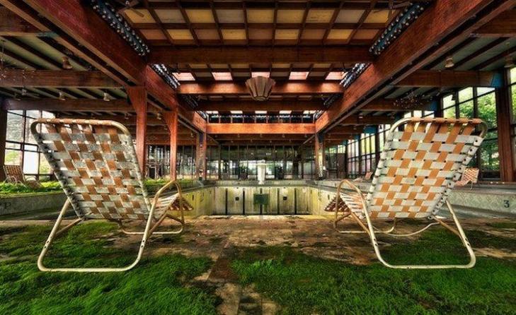 Grossinger's Abandoned Catskills Resort