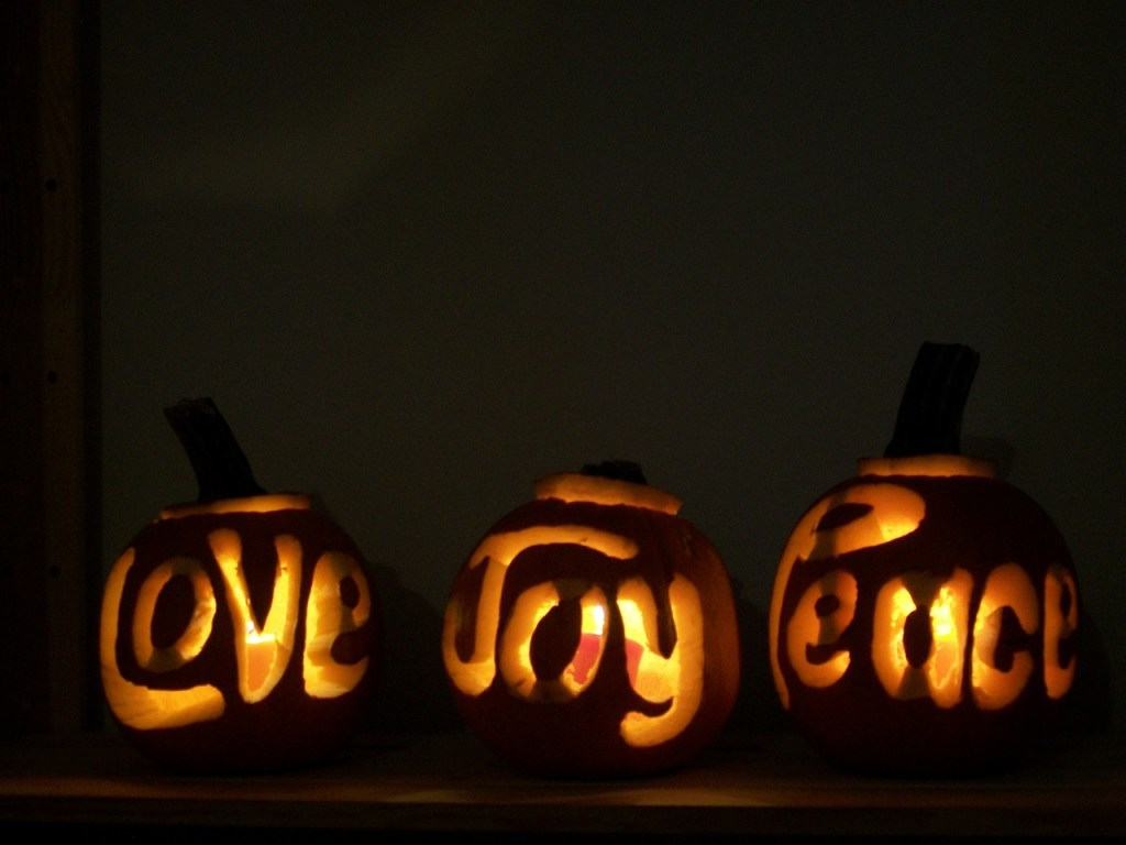 Halloween Pumpkin Carving Ideas | Love Joy Peace