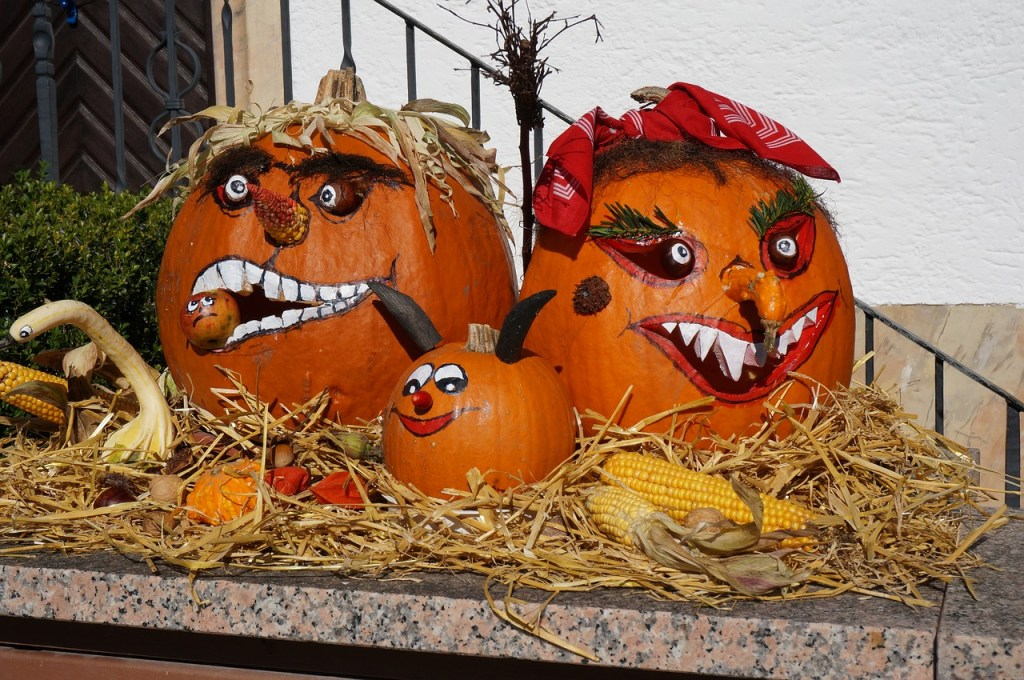 Halloween Pumpkin Carving Ideas | Carved Pumpkin Family