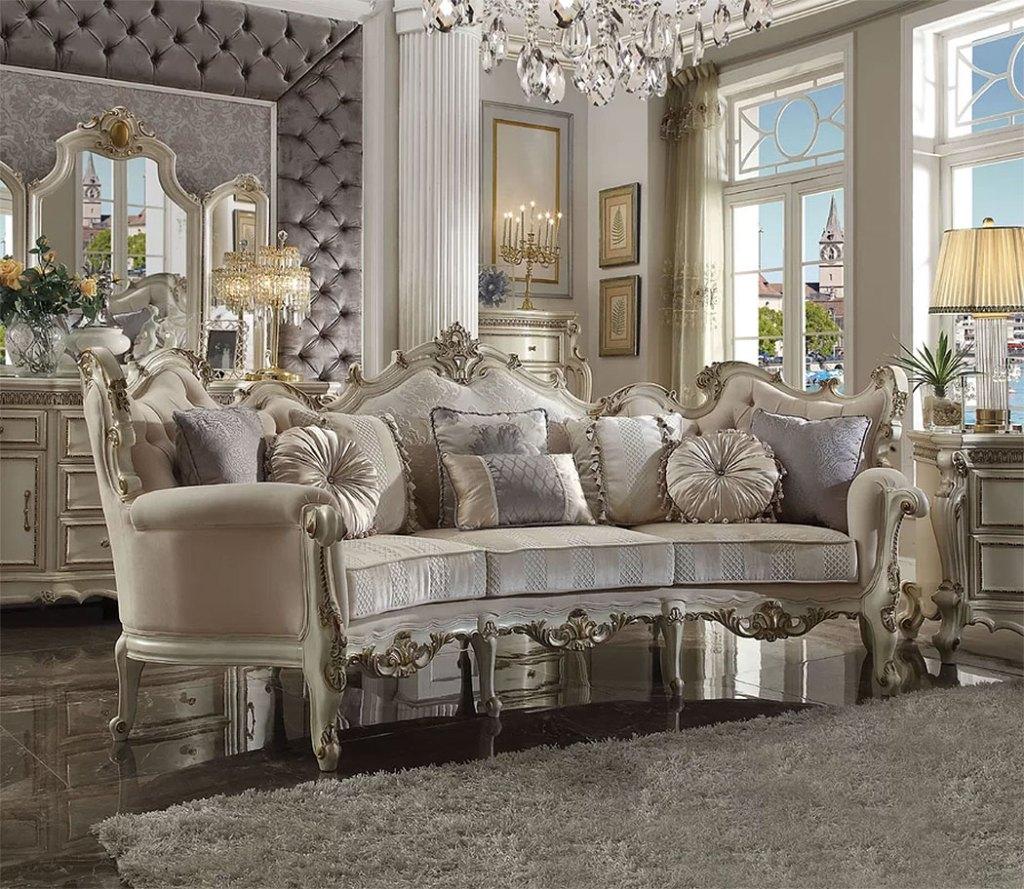 The OpulentBerlinville Sofa