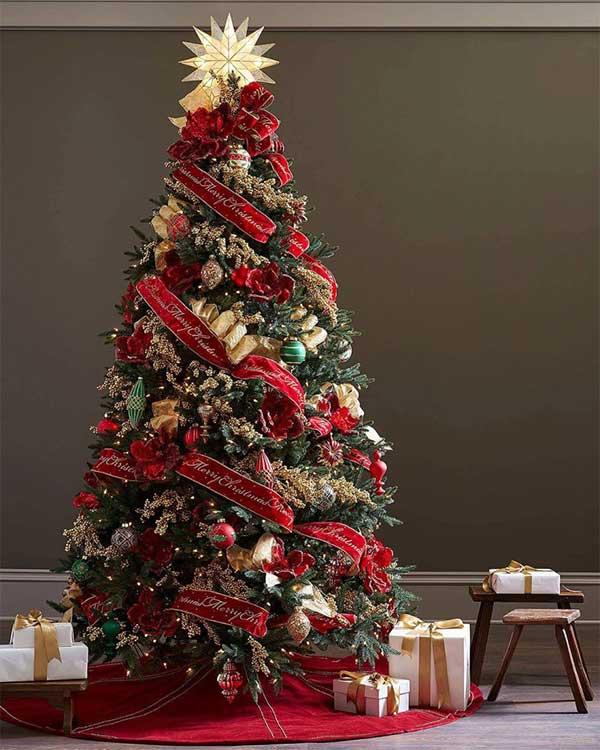 Beautiful Christmas Trees Classic Christmas Cheer