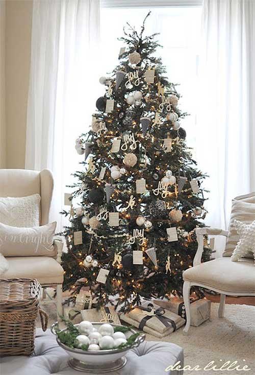Beautiful Christmas Trees Little Drummer Boy Tree