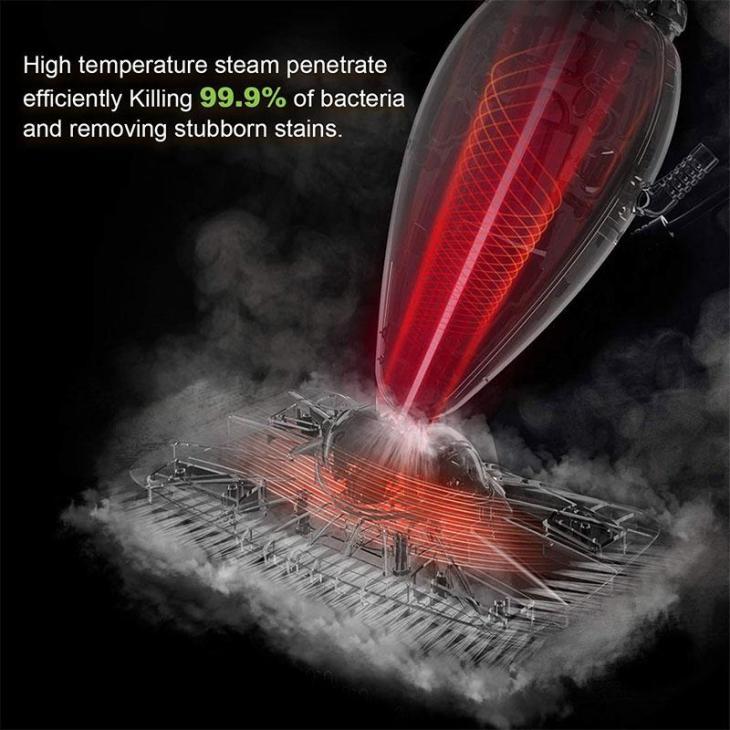 Steam Cleaner for Hard Surface Floors