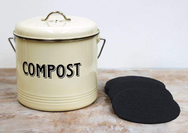 Indoor Compost Bin