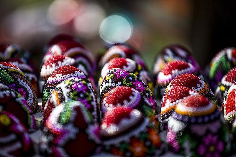 Bucovina Romanian Easter Eggs