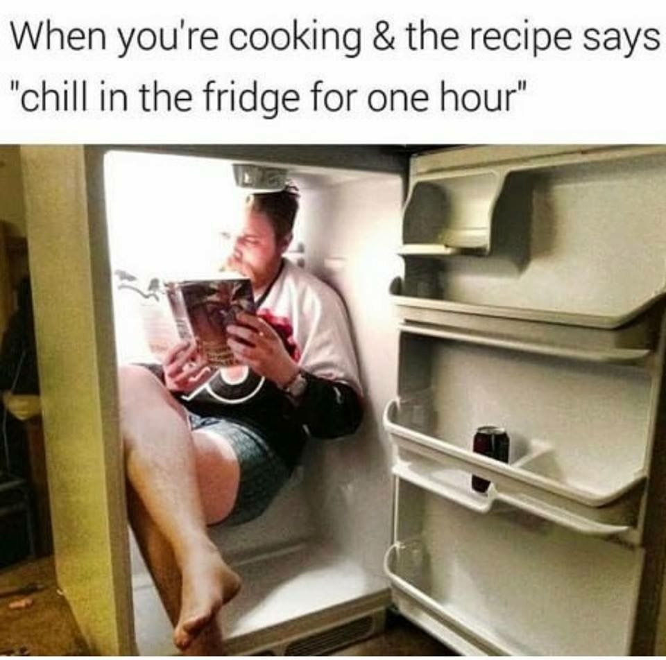 """Memes about Cooking 