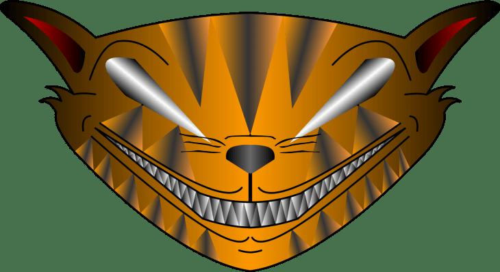 Cool Cat Halloween Printable Clip Art