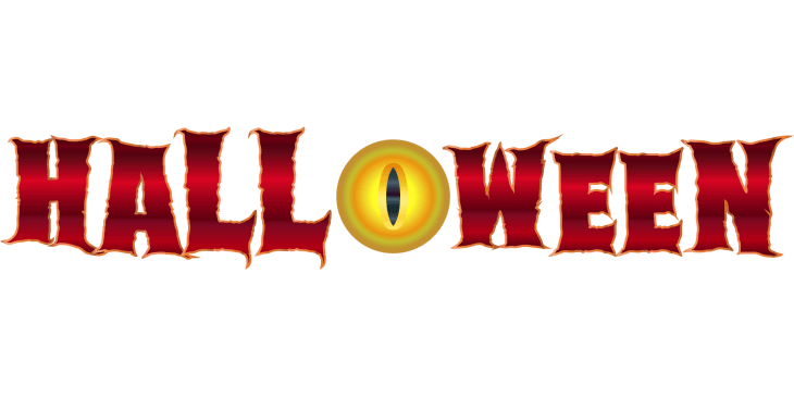 Halloween Eye Free Clip Art