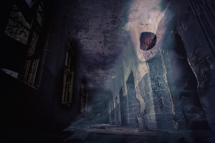 Haunted Hallway | Halloween Images You Can Print