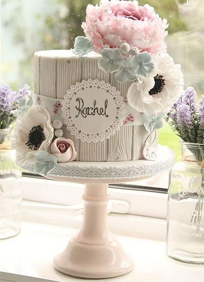 Natures Bounty Birthday Cake