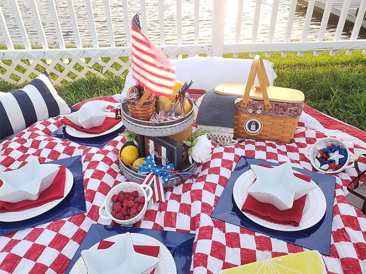 Planning the Perfect 4th of July Picnic