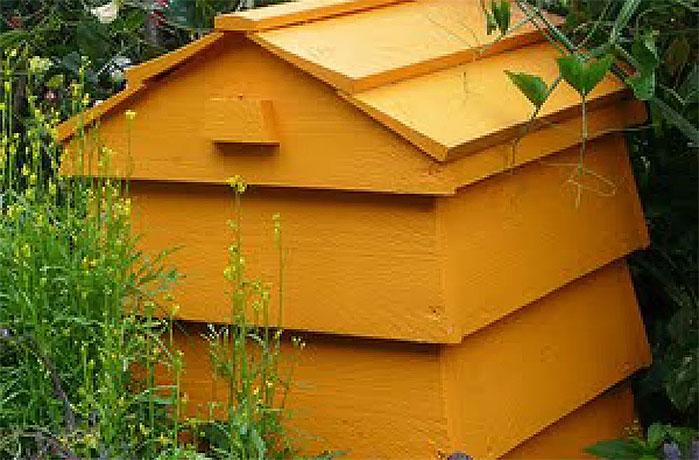 Beehive Decorative Outdoor Compost Bin