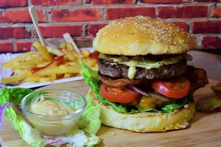 Classic Homemade BBQ Hamburger Recipe