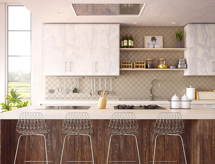 DIY Refinishing Options for Kitchen Cupboards