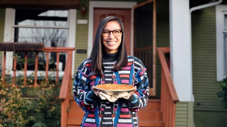 Lauren Ko is known for her Beautiful Pies & Tarts