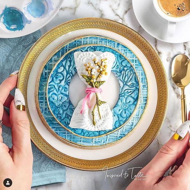 Liz Joy Edible Pie Plate