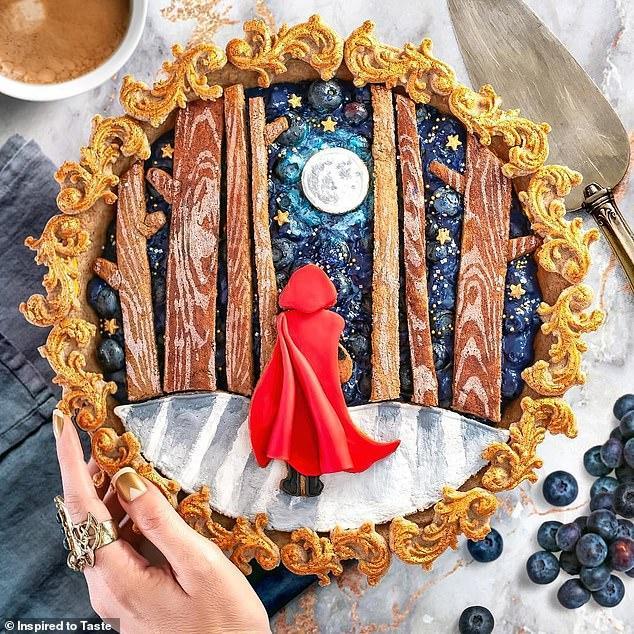 Liz Joy Little Red Riding Hood Pie