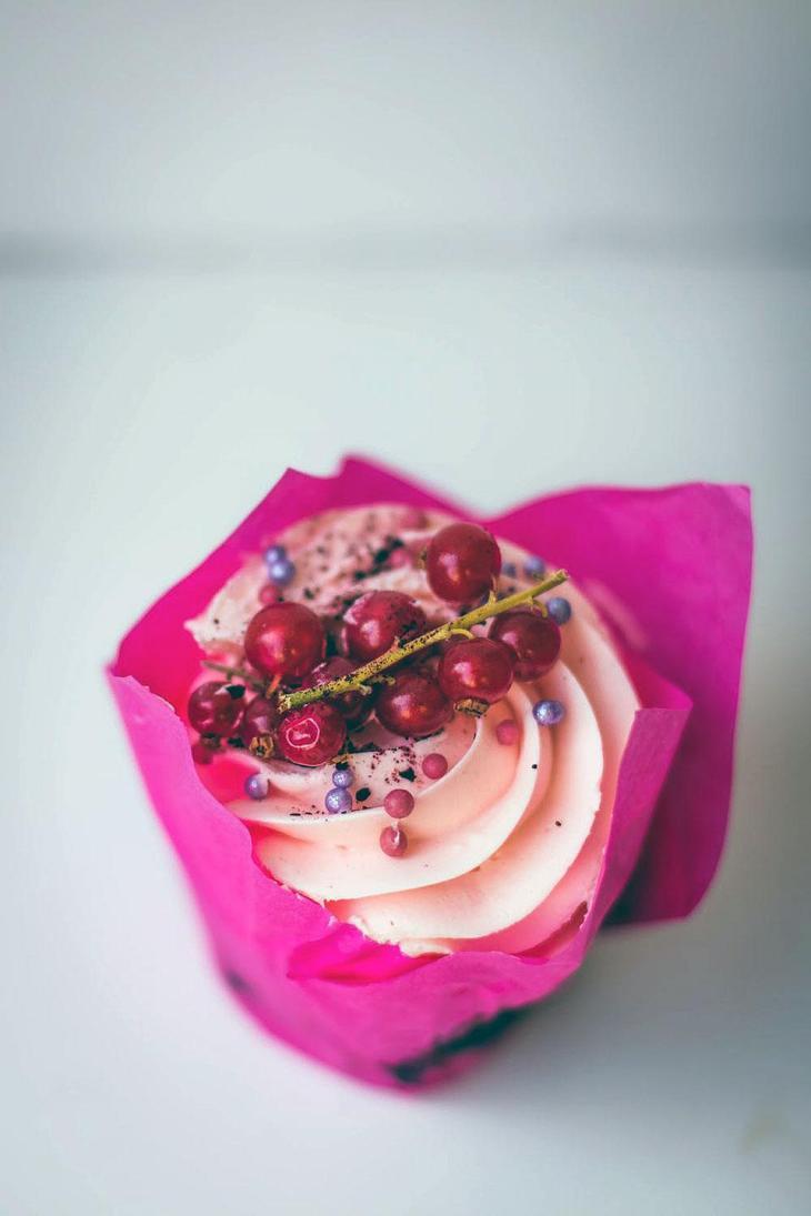Berry Delicious Cupcakes