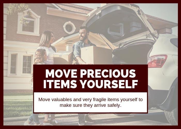 Moving Hack 17 Move Precious Items Yourself