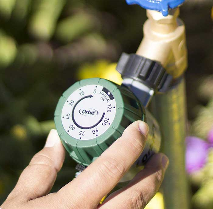 Orbit Manual Water Timer for the Pool