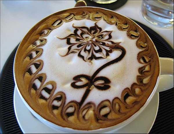 Pretty Little Latte Flower