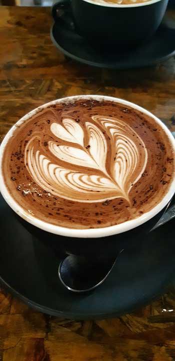 Uniquely Beautiful Latte Art