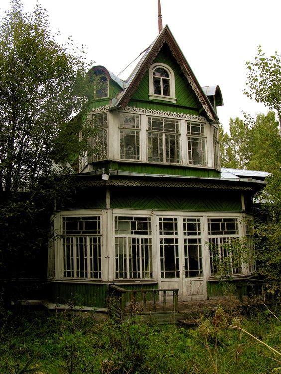 Abandoned Century Home