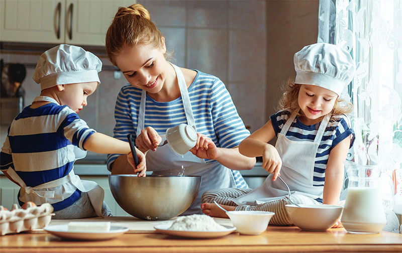 Bake a Pie (or Cobbler) Together as a Family
