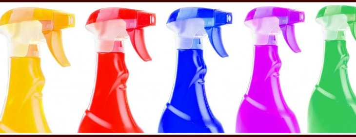 Cleaning Tools    All-Purpose Cleaners