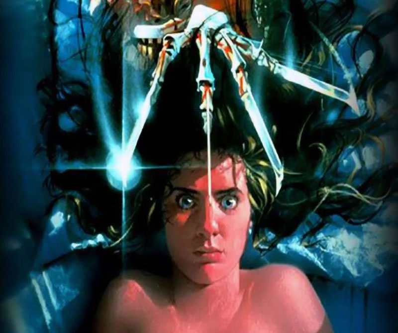 Nightmare on Elm Street 1984 Horror Movie
