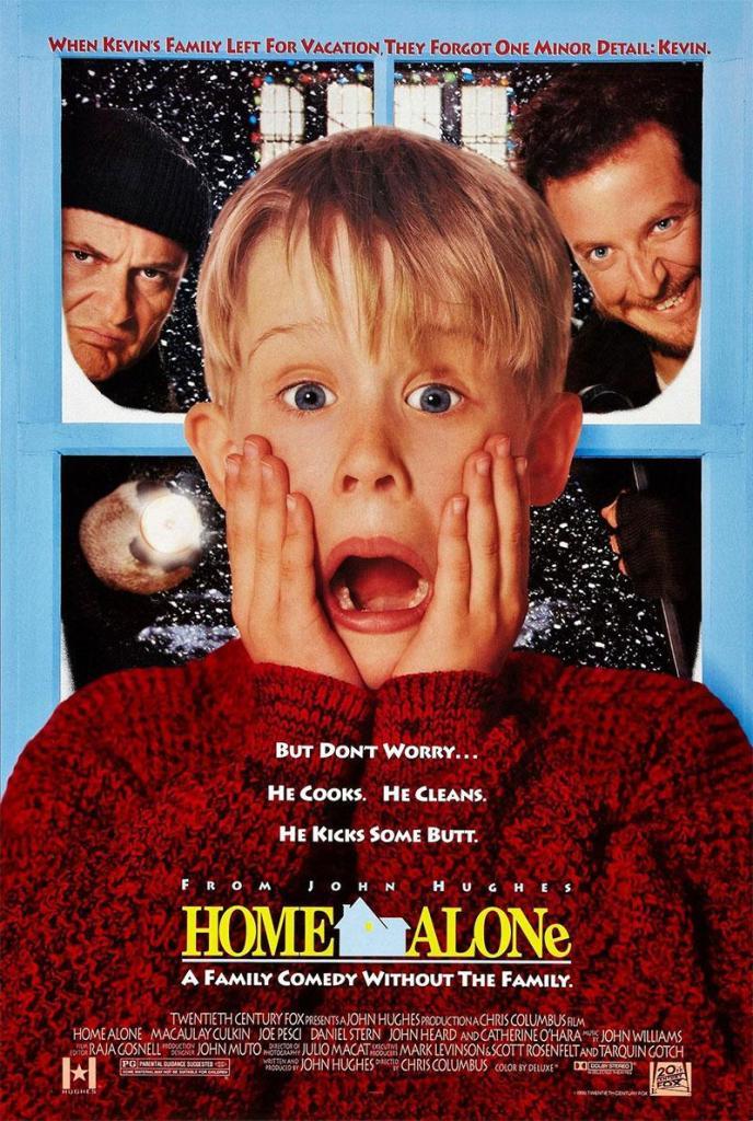 Home Alone Christmas Movie