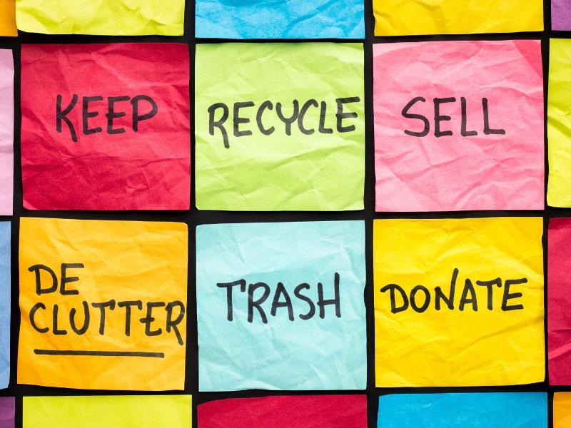Storage & Organization Tips | Declutter to Organize