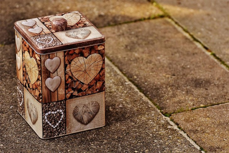 Storage & Organization Tips   Decorative Boxes