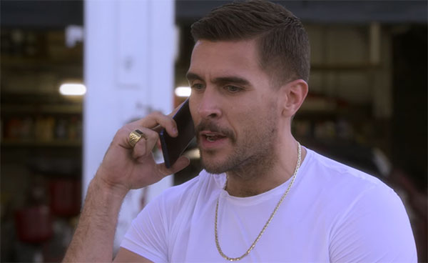 Josh Segarra in AJ and the Queen