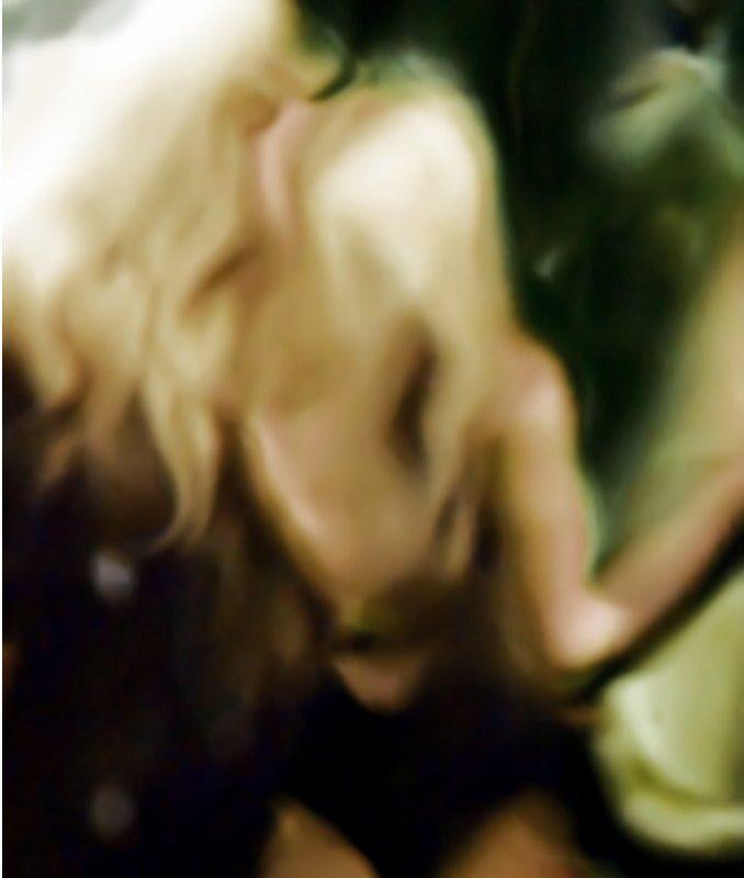 2 Blondes J Coleman Miller Photographic Print