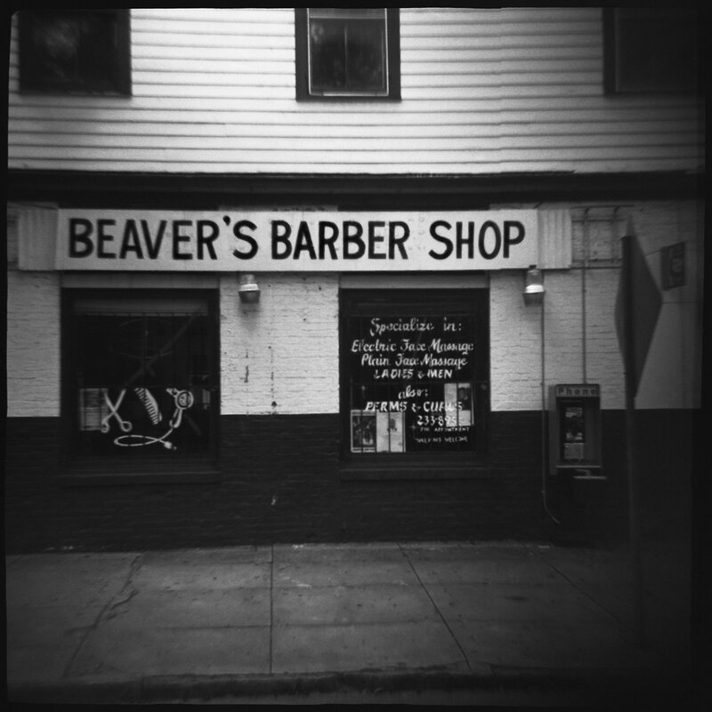 Beavers Daniel Grant Toy Camera Photographic Print