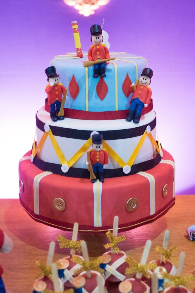 Birthday Cake Ideas for Boys - Palace Guard
