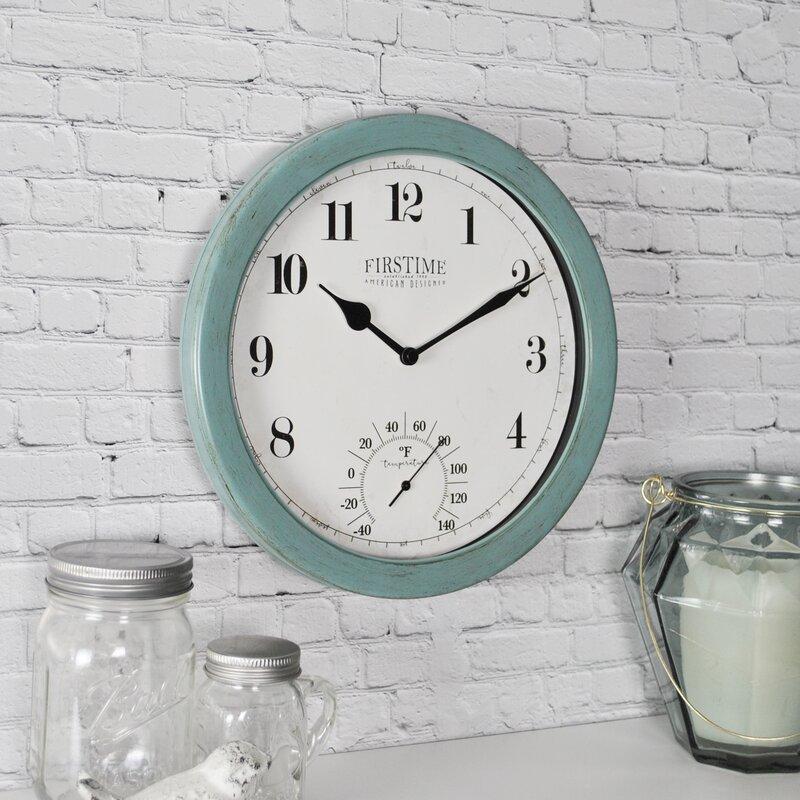 Chatham Outdoor Wall Clock