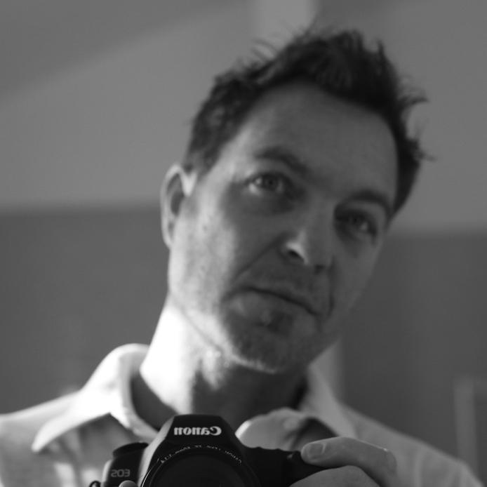 Photographer Daniel Grant