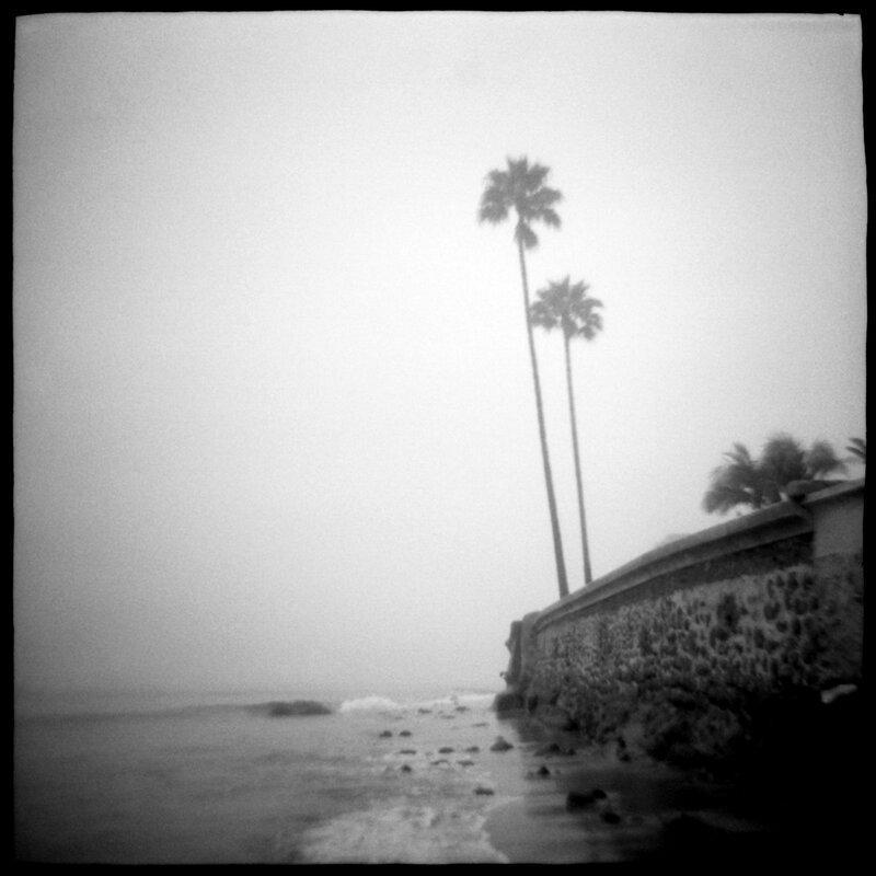 Twin Palms Daniel Grant Photographic Print