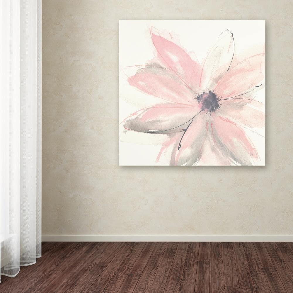 Blush Clematis I by Chris Paschke