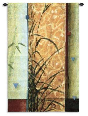 Garden Spirits II | Contemporary Tapestry | 53 x 35
