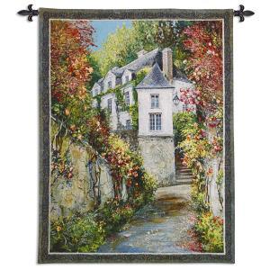 Regency House | Woven Tapestry | 52 x 39