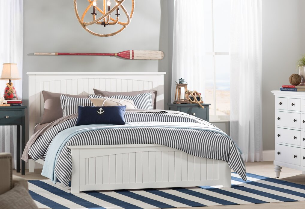 Nautical Decor Bedroom Design